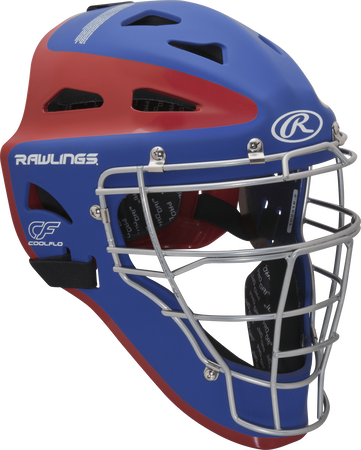 Velo Youth Catchers Helmet