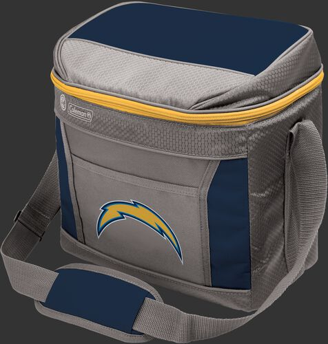 Rawlings Los Angeles Chargers 16 Can Cooler In Team Colors With Team Logo On Front SKU #03291083111