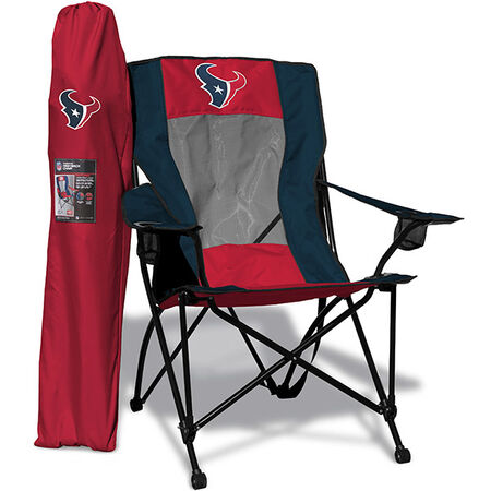 NFL Houston Texans High Back Chair