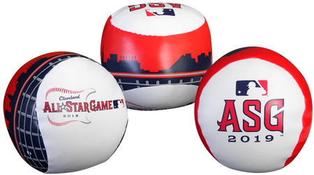 "MLB 2019 8"" Big Boy Softee All-Star Baseball"