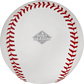 Official MLB 2019 Postseason logo on the ALCS19CHMP Houston Astros ALCS champions ball image number null