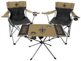 NFL New Orleans Saints 3-Piece Tailgate Kit