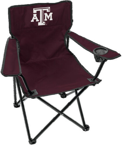 Front of Rawlings Maroon NCAA Texas A&M Aggies Gameday Elite Chair With Team Logo SKU #00563061111