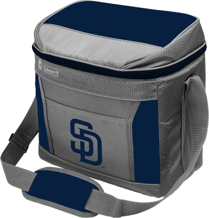MLB San Diego Padres 16 Can Cooler