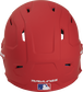 Mach Left Handed Batting Helmet with EXT Flap | 1-Tone & 2-Tone image number null