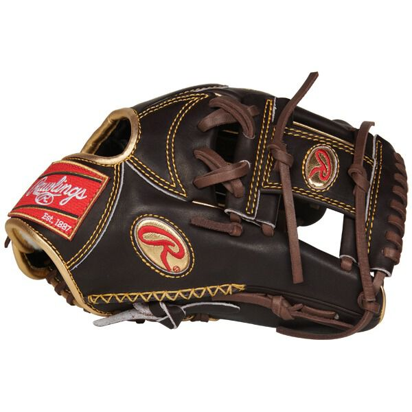 Gold Glove 11.75 in Mocha Infield Glove