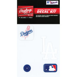 MLB Los Angeles Dodgers Decal Kit