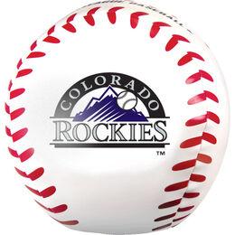 MLB Colorado Rockies Big Boy 8 in Softee Baseball