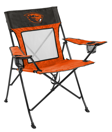 NCAA Oregon State Beavers Game Changer chair with the team logo