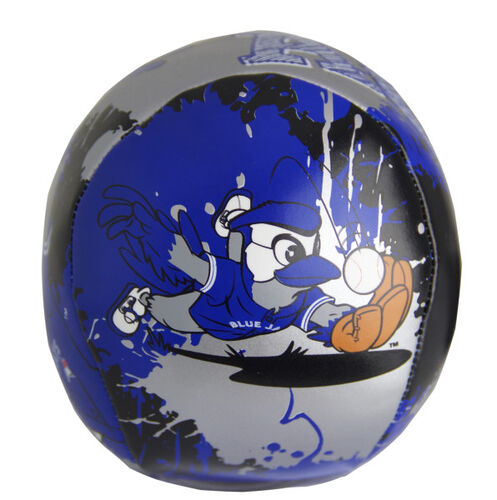 Rawlings Toronto Blue Jays Quick Toss 4'' Softee Baseball With Team Mascot On Front In Team Colors SKU #01320004112