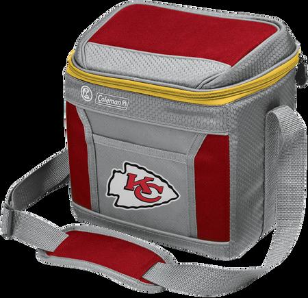 NFL Kansas City Chiefs 9 Can Cooler