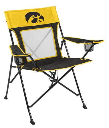 NCAA Iowa Hawkeyes Game Changer Chair
