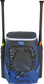 Front of a royal Rawlings Impulse bag with a royal Rawlings patch and two bats in the sides - SKU: IMPLSE-R image number null