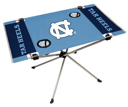 NCAA North Carolina Tar Heels Endzone Table