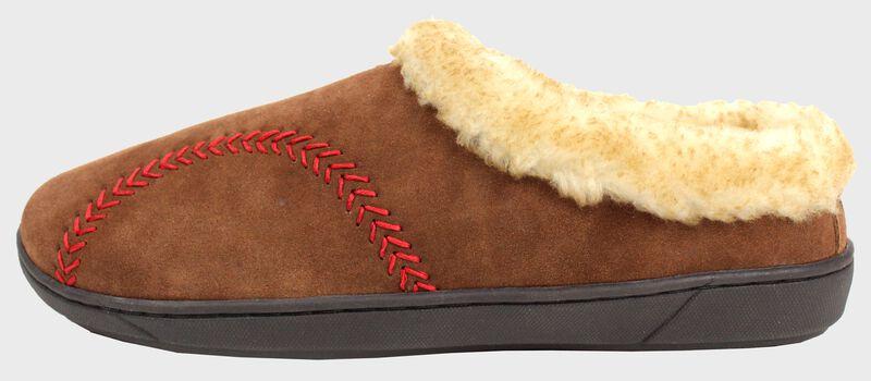 Men's Baseball Stitch Hooded Clogs