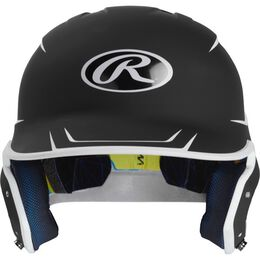 Mach Senior Two-Tone Matte Helmet Black