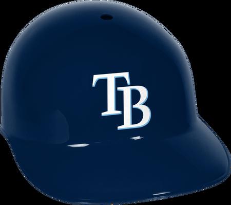 MLB Tampa Bay Rays Helmet