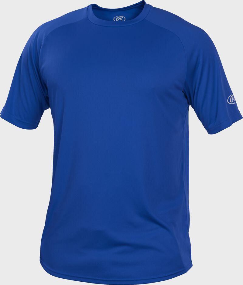 RTT Royal Adult crew neck short sleeve jersey