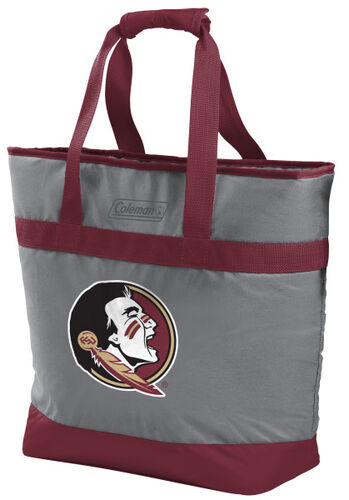 Rawlings Florida State Seminoles 30 Can Tote Cooler In Team Colors With Team Logo On Front SKU #07883020111