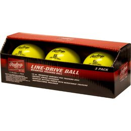 Line-Drive Training Ball (3 Pack)