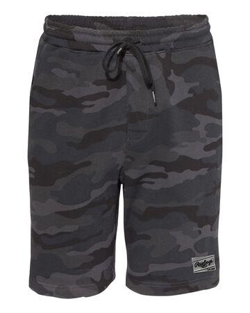 Rawlings Men's Fleece Shorts | Adult