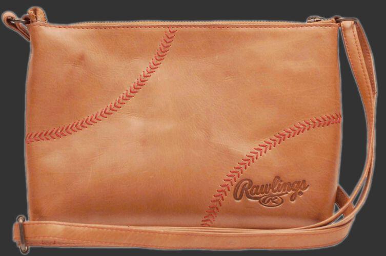 Baseball Stitch Cross Mini Bag