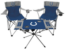 NFL Indianapolis Colts 3-Piece Tailgate Kit