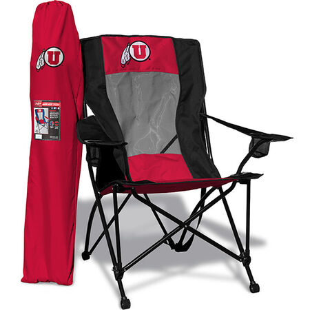 NCAA Utah Utes High Back Chair