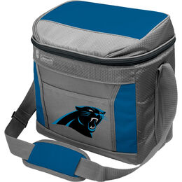 NFL Carolina Panthers 16 Can Cooler