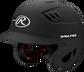 Rawlings Velo Matte Batting Helmet image number null