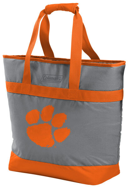 NCAA Clemson Tigers 30 Can Tote Cooler