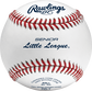 RSLL Senior League youth tournament grade baseball with raised seams image number null