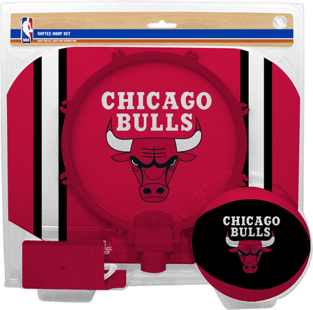 NBA Chicago Bulls Hoop Set