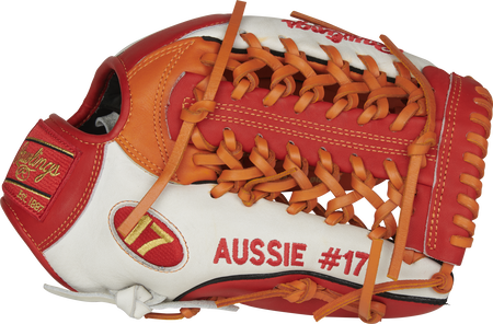 Heart of the Hide 12.5 in Custom Baseball Glove