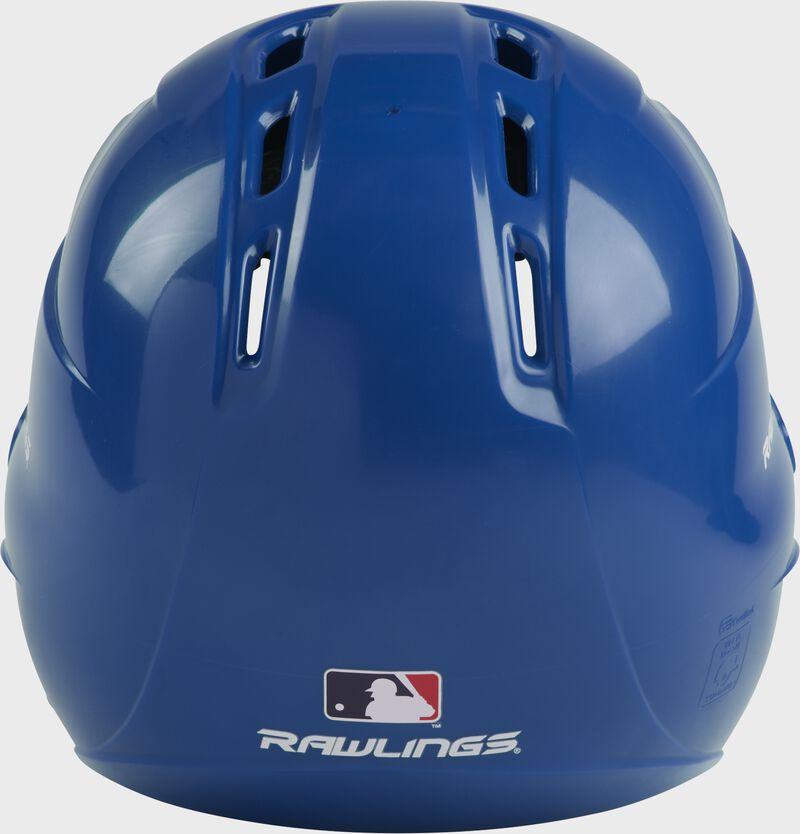 R16 Reverse Clear Coat Batting Helmet   Junior & Senior