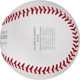 MLB 2018 Los Angeles Dodgers National League Champions Baseball