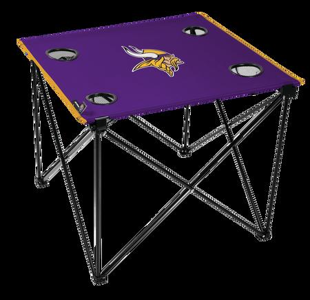 NFL Minnesota Vikings Deluxe Tailgate Table