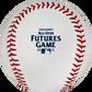 2021 Futures Game logo on a MLB baseball - SKU: ROMLBAF21-R image number null