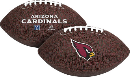 NFL Arizona Cardinals Air-It-Out youth football with team logo