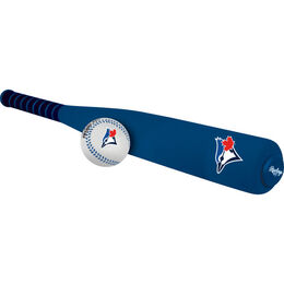 MLB Toronto Blue Jays Foam Bat and Ball Set