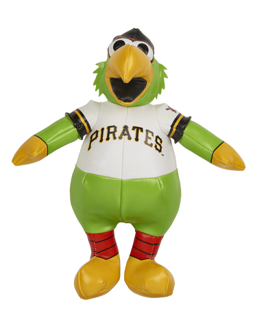 MLB Pittsburgh Pirates Mascot Softee