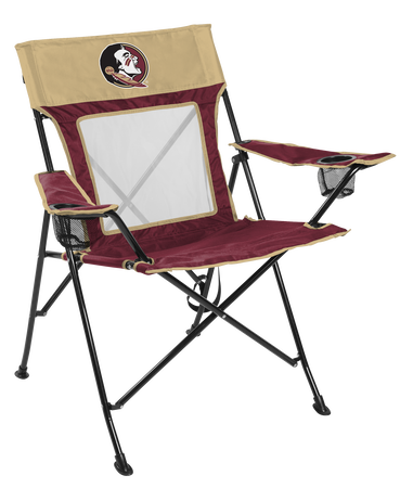 NCAA Florida State Seminoles Game Changer chair with the team logo