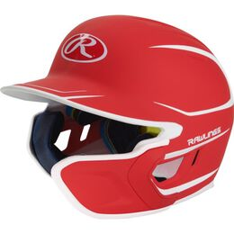 Mach Junior Two-Tone Matte Helmet with EXT Flap