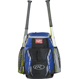 Youth Players Team Backpack Royal