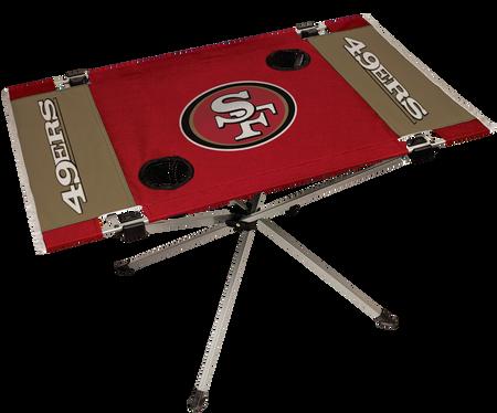 NFL San Francisco 49ers Endzone Table