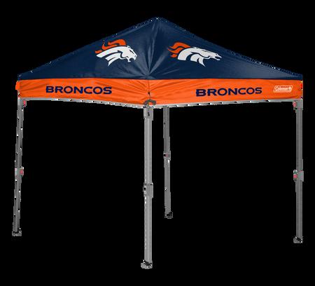 NFL Denver Broncos 10x10 Shelter