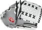 12.5-inch Rawlings Heart of the Hide Fastpitch Softball Glove image number null