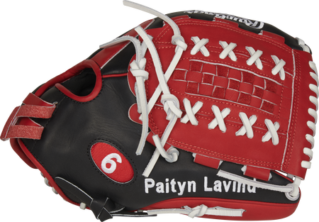 "Liberty Advanced 12.5"" Custom Softball Glove"
