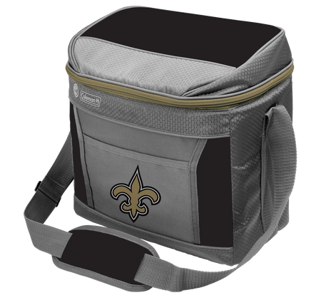 NFL New Orleans Saints 16 Can Cooler