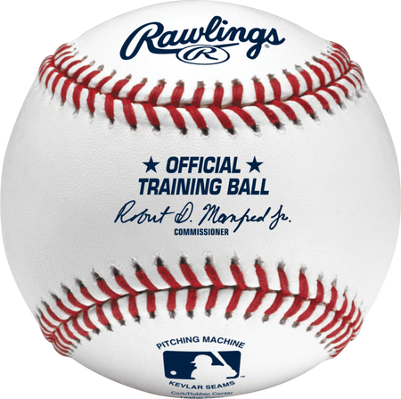 Official Pitching Machine Baseballs